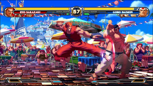 Videogioco King of Fighters XII Xbox 360 5