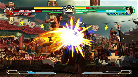 Videogioco King of Fighters XII Xbox 360 6