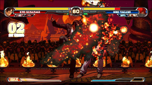 Videogioco King of Fighters XII Xbox 360 8