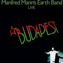 Live in Budapest - Vinile LP di Manfred Mann's Earth Band