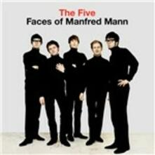 Five Faces Of Manfred Mann - Vinile LP di Manfred Mann