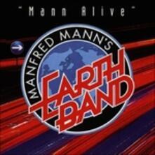 Mann Alive - Vinile LP di Manfred Mann's Earth Band