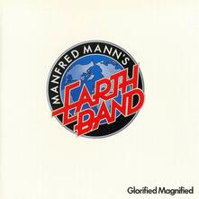 Glorified Magnified - Vinile LP di Manfred Mann's Earth Band