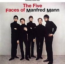 The Five Faces of Manfred Mann - Vinile LP di Manfred Mann