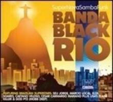 Supernovasambafunk - Vinile LP di Banda Black Rio