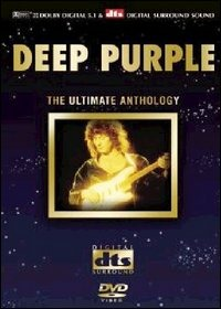 Locandina Deep Purple. Rock Review 1969-1972