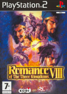 Videogioco Romance of the Three Kingdoms PlayStation2 0