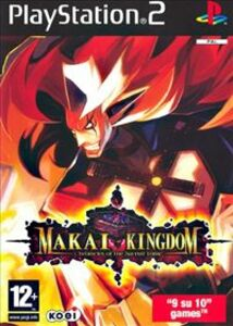 Videogioco Makai Kingdom: Chronicles of the Sacred Tome PlayStation2 0