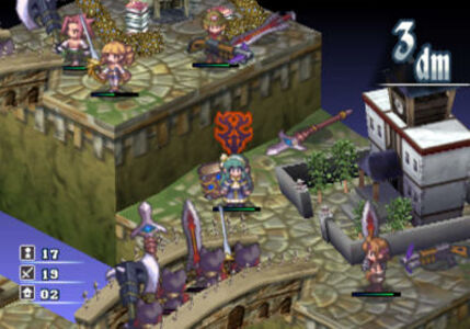 Videogioco Makai Kingdom: Chronicles of the Sacred Tome PlayStation2 7