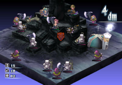 Videogioco Makai Kingdom: Chronicles of the Sacred Tome PlayStation2 8