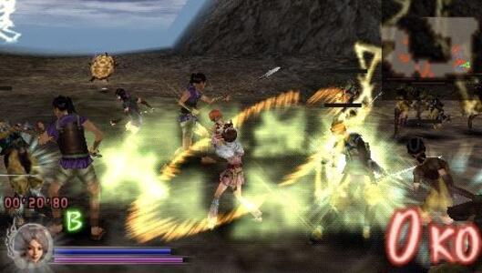 Samurai Warriors. State of War - 2