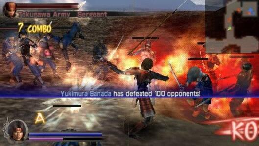 Samurai Warriors. State of War - 3