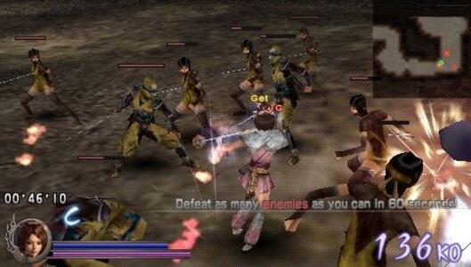 Samurai Warriors. State of War - 5