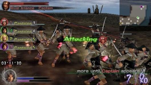 Samurai Warriors. State of War - 6