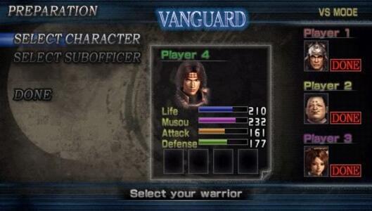 Samurai Warriors. State of War - 9
