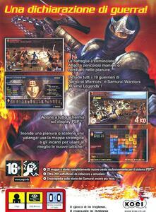 Samurai Warriors. State of War - 11