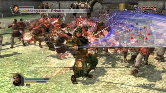 Videogioco Dynasty Warriors 5 Empires Xbox 360 3