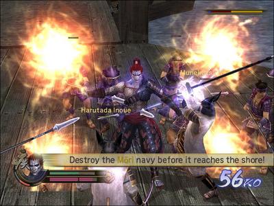Videogioco Samurai Warriors 2 Personal Computer 9