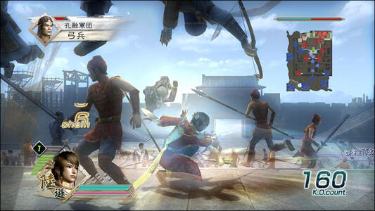 Dynasty Warriors 6 - 4