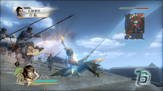 Videogioco Dynasty Warriors 6 Personal Computer 4