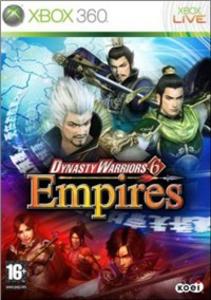 Videogioco Dynasty Warriors 6 Empires Xbox 360 0