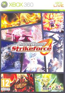 Videogioco Dynasty Warriors: Strikeforce Xbox 360 0