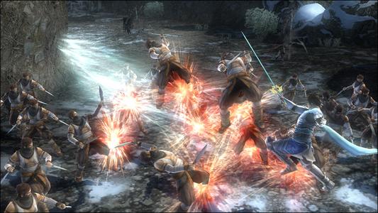 Videogioco Dynasty Warriors: Strikeforce Xbox 360 1