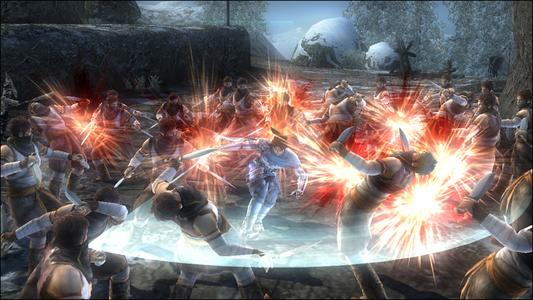 Videogioco Dynasty Warriors: Strikeforce Xbox 360 2