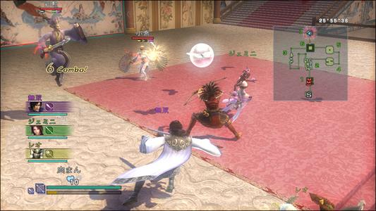 Videogioco Dynasty Warriors: Strikeforce Xbox 360 3