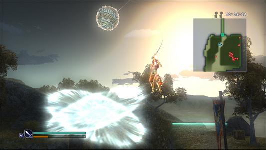 Videogioco Dynasty Warriors: Strikeforce Xbox 360 9