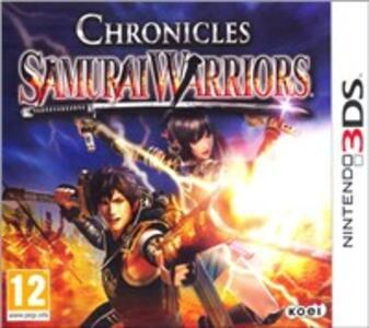Samurai Warriors: Chronicles - 2