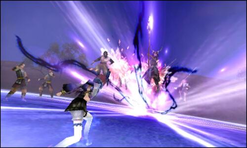 Samurai Warriors: Chronicles - 4