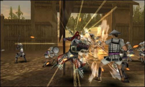 Samurai Warriors: Chronicles - 6