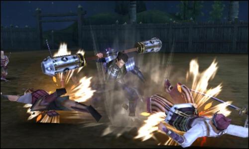 Samurai Warriors: Chronicles - 7