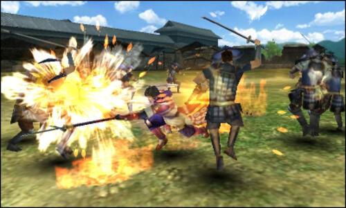 Samurai Warriors: Chronicles - 9