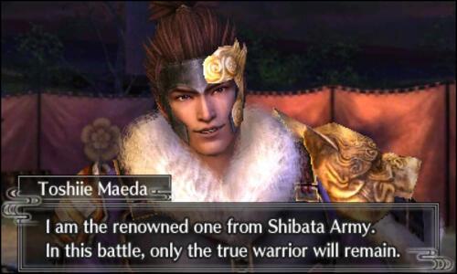 Samurai Warriors: Chronicles - 10