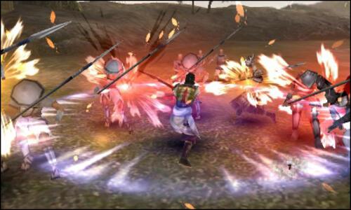 Samurai Warriors: Chronicles - 12