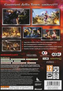 Videogioco Warriors Orochi 3 Xbox 360 10