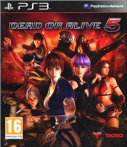 Videogioco Dead or Alive 5 PlayStation3 0