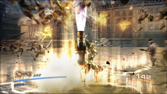 Videogioco Dynasty Warriors 7: Empires PlayStation3 5