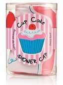 Idee regalo Cupcake Shower Cap NPW
