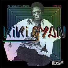 24 Hours in a Disco - Vinile LP di Kiki Gyan