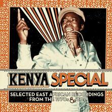 Kenya Special vol.1 - Vinile LP