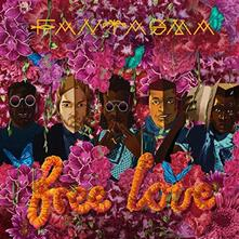 Free Love ( + mp3) - Vinile LP di Fantasma
