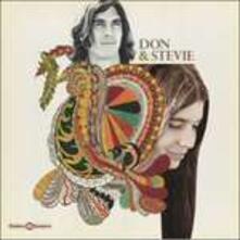 Don & Stevie - Vinile LP di Don and Stevie