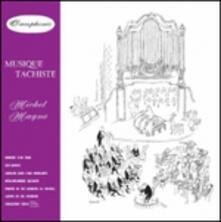 Musique Tachiste - CD Audio di Michel Magne
