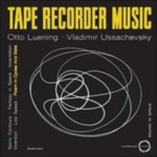 Tape Recorder and Synthesiser Ensemble - Vinile LP di T.R.A.S.E.