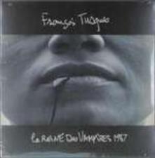 La reine des vampires - Vinile LP di François Tusques
