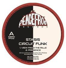 Circuit Funk (Limited Edition) - Vinile LP di Stasis