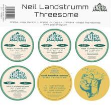 Threesome - Vinile LP di Neil Landstrumm